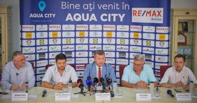 Impreuna pentru Giulesti – Aqua City devine sponsor  al echipei Rapid Bucuresti