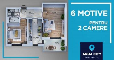 6 motive pentru a alege apartamentul cu doua camere
