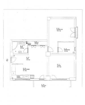 Apartament 2 camere - Jolie Ville - Pipera