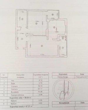 Pr. Ghencea - Cartierul Latin - Drumul Taberei - 2cam mobilat/utilat