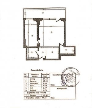 Vanzare Apartament 2 camere decomandat NEW TOWN RESIDENCE-BABA NOVAC