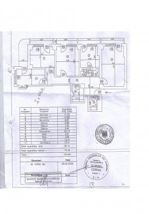 Apartament 4 camere decomandat - Piata Romana - 1982