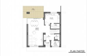 Pipera - Drumul Bisericii - vila LUX P+1 - 4 camere - ansamblu rezidential