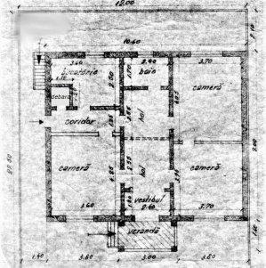Dorobanti Vila Individuala  3 Camere - Curte