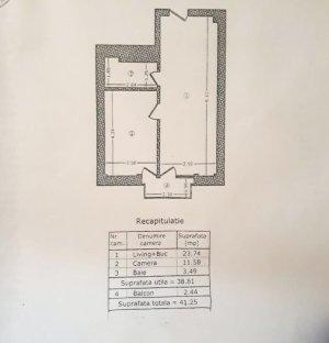 Aviatiei Park - Apartament 2 camere cu loc de parcare