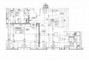 Pipera Tunari 4B - Mega Image - apartament 2 camere