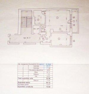 Apartament 2 camere - PIPERA - Diamond Residence - mobilat/utilat