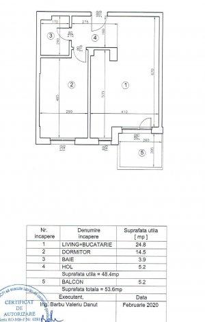 Apartament de inchiriat  in zona Baneasa - Sisesti