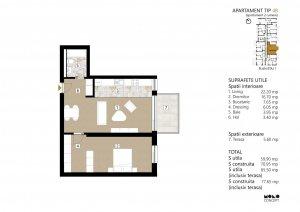 Mosilor - Metrou Obor - apartament 2 camere 2021 - COMISION 0