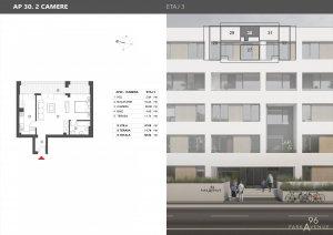 Nordului - Park Avenue 96 - Studio - Comision 0
