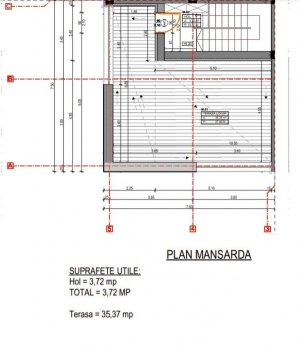 Otopeni - Vila 3 Camere - Incalzire in Pardoseala - Comision 0