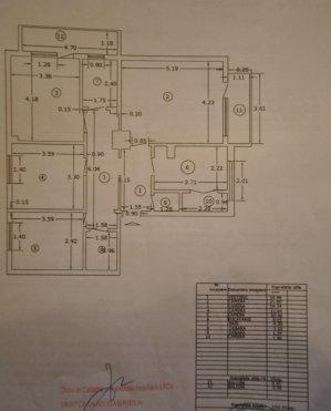 Otopeni - Ultracentral - 4 Camere - Necesita Renovare