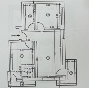 Otopeni - 3 Camere - Comision 0 - Bloc 2021