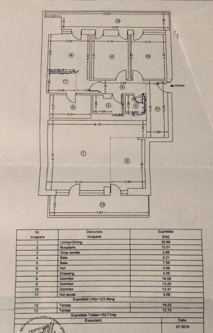 Inchiriere apartament lux 4 camere Kiseleff