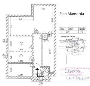 Imobil cu teren 165 mp - 2 apartamente - Aniversarii -Dudesti