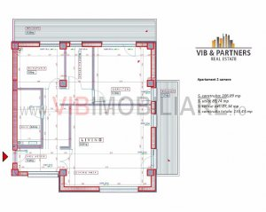 Romana - Dorobanti - ASE - apartament exclusivist 107 mp - terasa 27mp