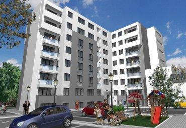 Negru Voda: Apartament 3 camere, confort 1, decomandat, central