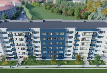 Maia Slatina 2 | Apartament in bloc nou Tip 2A