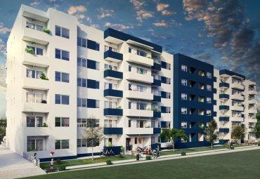 Maia Slatina 2 | Apartament in bloc nou Tip 3A
