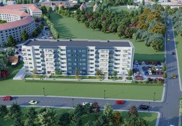Maia Slatina 2 | Apartament in bloc nou Tip R8B