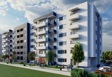 Maia Slatina 2 | Apartament in bloc nou Tip R9B