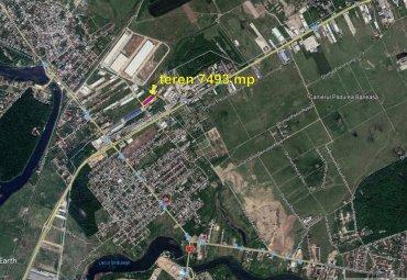 MOGOSOAIA - CENTURA - COMISION 0%, teren intravilan,