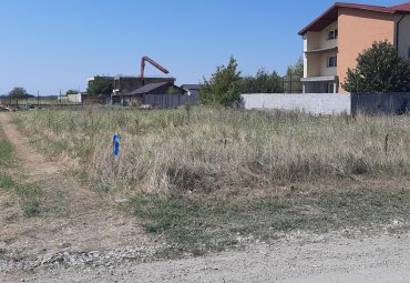 Otopeni, strada Ciprian Porumbescu, teren intravilan
