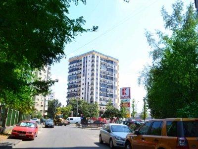 New City Residence - Mihai Bravu