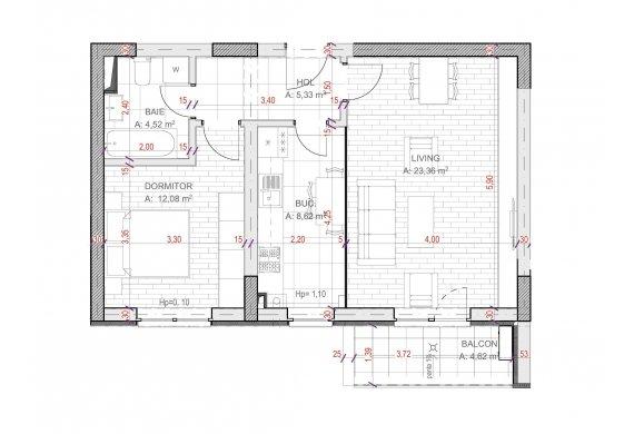 Studio Apartment - C2.2