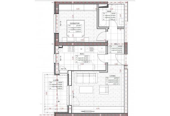 Apartament 2 Camere - C2.3.2C