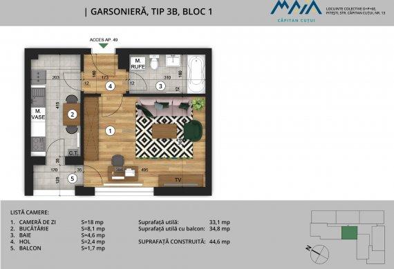 Studio - 1C Tip 3B