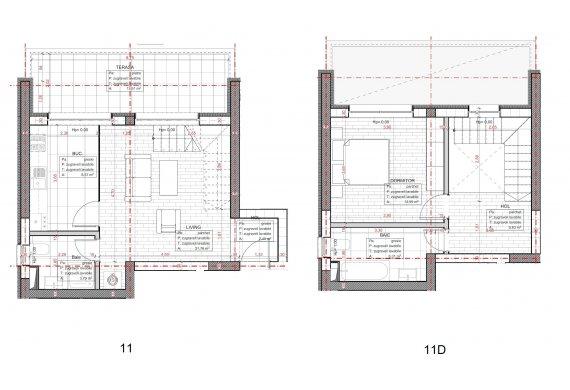 Apartament 2 Camere - C2.D.1A