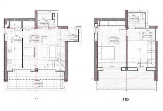 Apartament 2 Camere - C2.D.2A