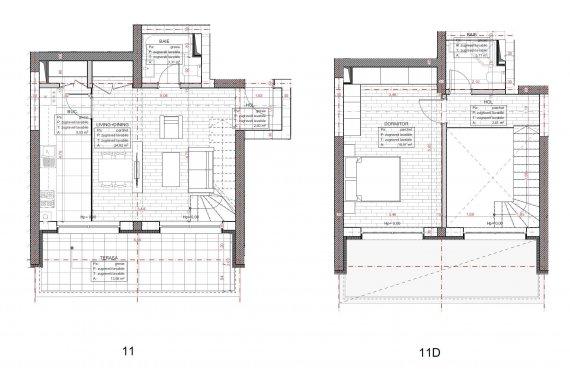 2 Camere Apartment - C2.D.4A