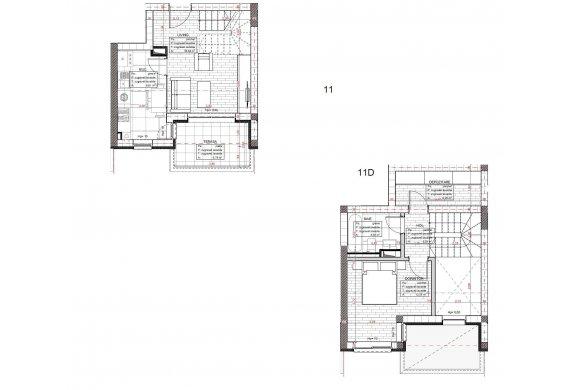 Apartament 2 Camere - C2.D.2B