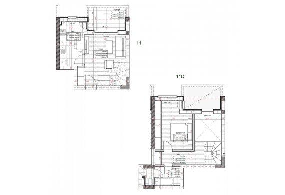 2 Camere Apartment - C2.D.4B