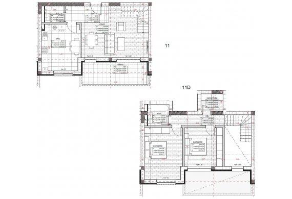 Apartament 3 Camere - C2.D.2C.1