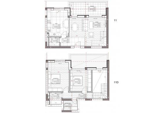 Apartament 3 Camere - C2.D.1C