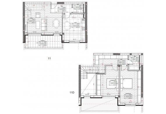 3 Camere Apartment - C2.D.4C