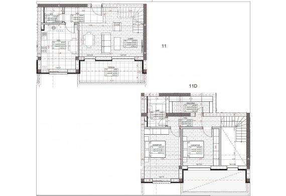 Apartament 3 Camere - C2.D.2C