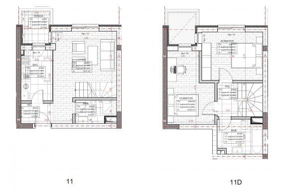 Apartament 3 Camere - C2.D.1D