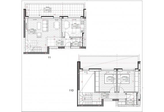 Apartament 3 Camere - C2.D.3E
