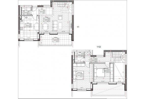 Apartament 3 Camere - C2.D.2E