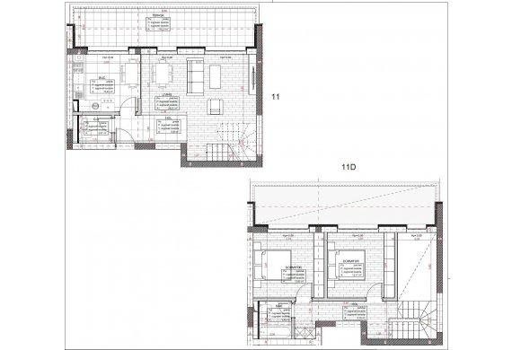 Apartament 3 Camere - C2.D.1E