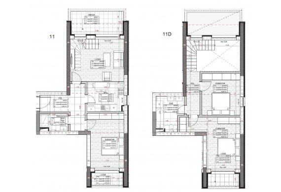 Apartament 4 Camere - C2.D.1F