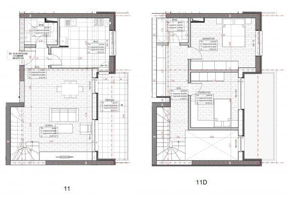 Apartament 3 Camere - C2.D.5G