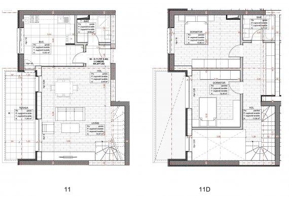 Apartament 3 Camere - C2.D.6G