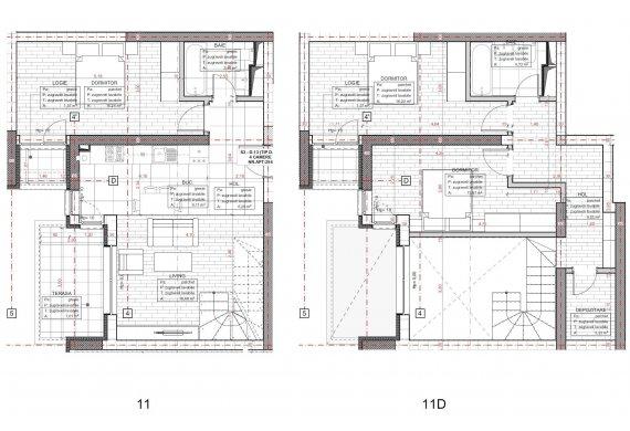 Apartament 4 Camere - C2.D.2G