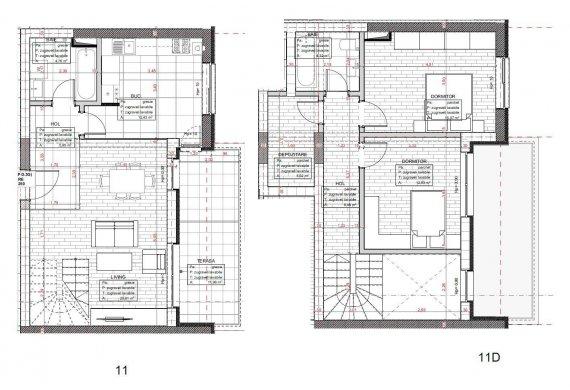 Apartament 3 Camere - C2.D.3G