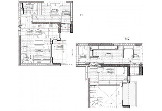 Apartament 4 Camere - C2.D.1G